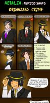 hetalia oganized crime by chaos-dark-lord