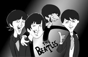 The Beatles by buster126