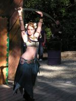 Wolgemut with Belly Dancers by TheMightyQuinn