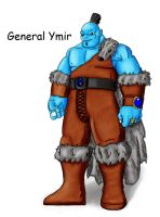 General Ymir in Color by jornas