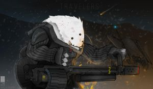 TRAVELERS by FutureFavorite