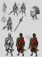 RZA - Wudang Style by drunkenstyle