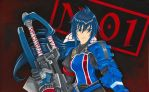 Valkyria Chronicles: Imca by starxade