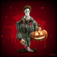 Michael Myers by MookFall