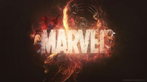Marvel wallpaper by iEvgeni