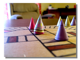 ''Capture the Hat'' Board Game by WillFactorMedia