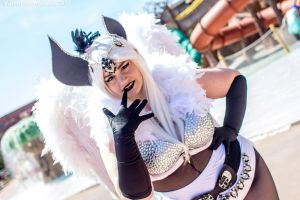 ColossalCon 2015 - Mega Absol(PS) 11 by VideoGameStupid
