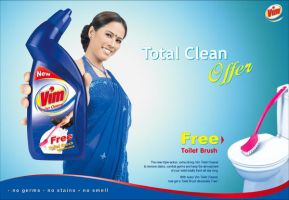 Vim TC Ad by kingshrestha