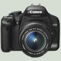 Canon 450D Icon by Markus-Weldon