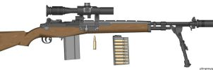 M21 Sniper by Crypto-137