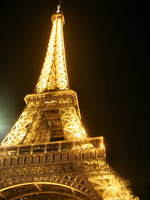 Eiffel Tower by CourageMyLove