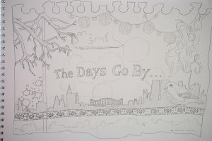 The Days Go By... by RinMitsu