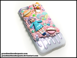 Bee and Puppycat Case by GrandmaThunderpants