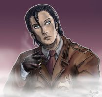 Sergei Dragunov by Evolvana