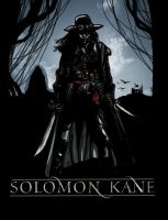 Solomon Kane by LordApep