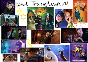 hotel transylvania mashup by queenashley455