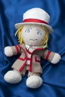 Doctor Who Plushie - Five v. 3 by fivefootnothing