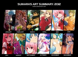 2012 Art Summary: Suihara by Suihara