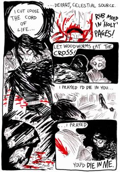 MESSE NOIRE Page 2 by KendraJK
