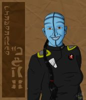 Moskau Enlisted - Lt Brax by The-Caretaker