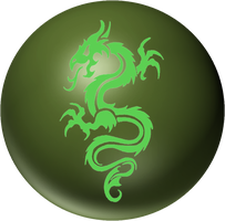 green dragon by desithen