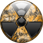 Radiation Icon 3D by climber07