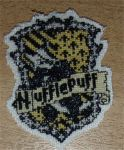 Embroidery: Hufflepuff by Ronjaliek