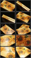 Decoupage Box by ausrejurke