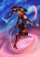 Rio The Illusory Witch - Level 2 by Taylor-payton
