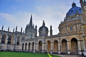 The Heart of Oxford by foreverfrodo
