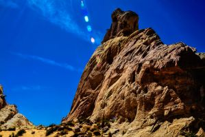 Valley of Fire II by xernex