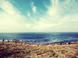 Land's end by AnnaParcheniak