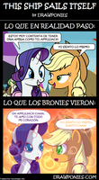 Comic: This Ship Sails Itself [Spanish] by cejs94