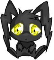 Chibi Heartless by mangofaces