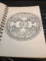 The First Mandala by AnonymousArtist1998
