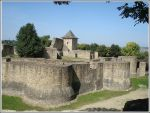 Suceava fortress by Iuliaq