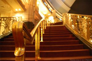 Red Staircase by PowerGamer6