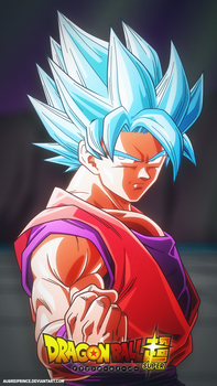 DragonBall Super [Phone Wallpaper] by AubreiPrince