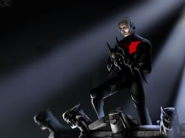 Batman Beyond - remastered by Gido