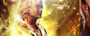 Final Fantasy: Tidus by iTinkerego