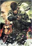 MGS3 Snake Eater by vellonce