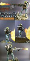 Halo Wars: Hellbringer by Randy-Chisholm