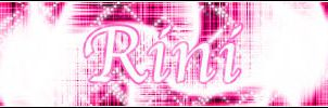 Banner - Rini by Blade-Genexis