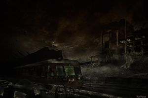 Emptiness by noro8