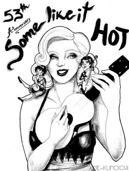 Some like it HOT by Ame-Kunoichi