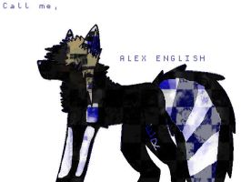 ALEX ENGLISH by FreeWolvezz
