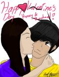 For Henry and Rachael by XThai-JapX