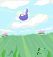 POLIWHIRL JUMP by May-Lene