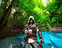 Assassin's Creed IV: Black Flag Wallpaper 10 by DOM098652