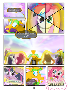 MLP: IvH page 31 by AppleStixTime